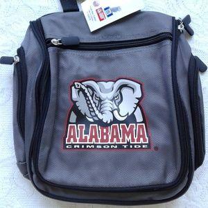 Broad Bay Toiletry Travel Bag Alabama Crimson Tide